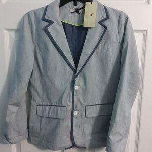 Blue Sports Coat